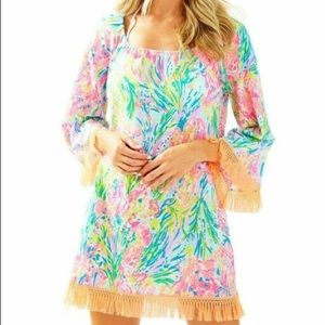 EUC Lilly Pulitzer cover up